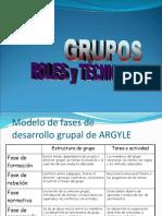 3 Grupos Roles Y Tcnicas