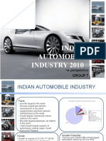 GROUP 7 INDUSTRY SECTOR-automobile