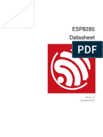 0A-ESP8285 Datasheet En