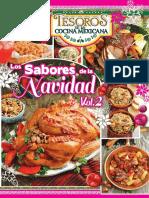 Tesoros de La Cocina Mexicana Vol. 13 - Los Sabores de Navidad Vol. 2