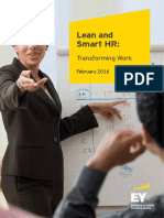 EY Changing HR Ecosystem in the New Digital Workplace