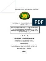 Calculo Mecanico de Lineas de Transmision