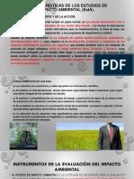 5º Características de Los Estudios de Impacto Ambiental (EIA).