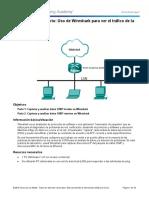 3.4.1.2 Lab - Using Wireshark to View Network Traffic.pdf