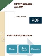 8. Bentuk Penyimpanan Dokumen RM.pptx