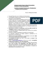 Instrucciones Para El Ensayo Monográfico