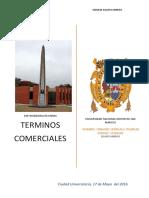 CTERMINOS COMERCIALES