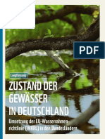WWF Report Zustand Der Gewaesser Deutschland Langfassung