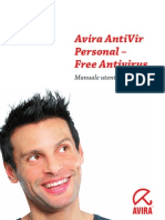 Man Avira Antivir-personal It
