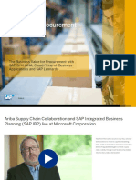 Transform with SAP