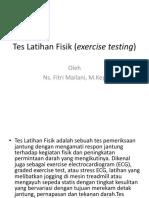 Tes Latihan Fisik (Exercise Testing)