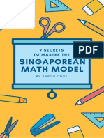 9 Singaporean Math Model