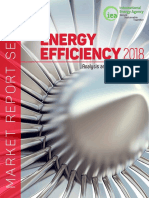 Market Report Series Energy Efficiency 2018