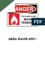Area Wajib Apd