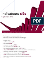 Indicateurs-clés FEB 2010