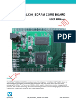 Xc6slx16 Sdram-user Manual