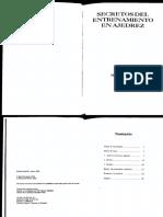 Secretos del entrenamiento en ajedrez (Dvoretsky).pdf