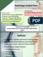 Gambaran Radiologis Emboli Paru_XKS.pptx