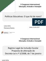 V Congresso Internacional Educação, Inclusão e Inovação