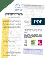 Flyer Asamblea Es Ultimo