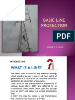 Basic Line Protection