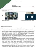 The Doval Doctrine - Frontline