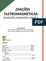 RADIAÇÕES ELETROMAGNETICAS