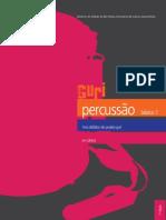 Livro Educador Percussao 2011