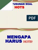 Penyusunan Soal Hots Revisi Sw