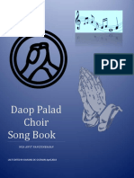 Daop Palad Songbook Modified April 24 2018