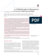The Importance of Multidisciplinary Management during Prenatal Care for Cleft Lip and Palate.pdf