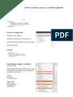 Implementación de SSO en sistemas con java y servidores glassfish