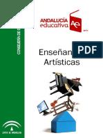 Enseñanzas Artísticas Andalucía