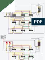 Circuito display 7 segmentos