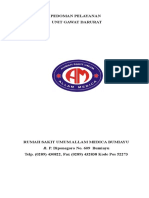 COVER PEDOMAN PELAYANAN UGD.doc