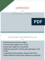 APPENDICYTIS 2010.pptx