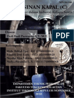 Boiler in CPO Industry