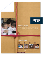 China Care Foundation - Spring 2010 Newsletter