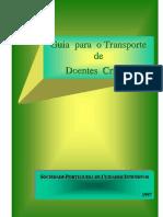 Transporte de Pacientes Criticos Portugues