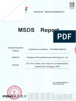 MSDS All