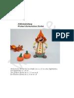 Wichtelpaar Herbertchen Herbst Wolbine - Nemet