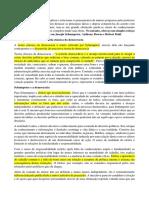 Schumpeter, Downs e Dahl (Recuperação Automática).docx