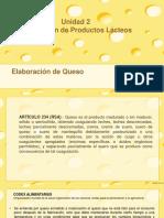 Elaboracion de queso