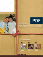 China Care Foundation - Summer 2010 Newsletter