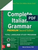 Italian Grammar Workbook