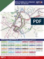 Mappa Servizio Invernale 2014