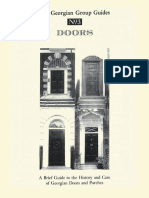 The Georgian Group Guides N3 Doors-s
