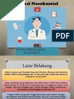 Ppt Infeksi Nosokomial