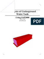 Analysis of Underground Water Tank using SAP2000.pdf