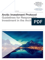 WEF Arctic Investment Protocol